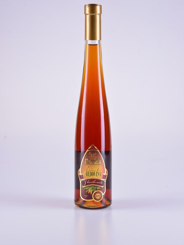 Medovina, zlesního medu – Zámecká