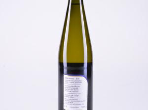Chardonnay, výběr z hroznů, polosladké, 2015 – Náprava