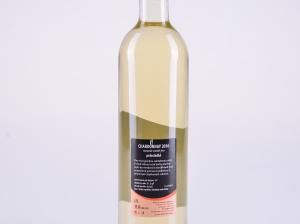 Chardonnay, zemské, polosladké, 2016 – Guttafortunae