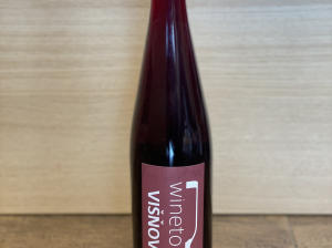 Višňové víno - Winetook / Malovaný Sklep