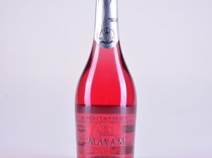 MAVAM Tentation – spříchutí čerstvých jahod
