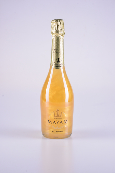 MAVAM Fortune – spříchutí citrusových plodů