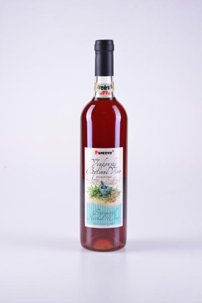 Venkovské bylinné víno, hořké byliny – Pankovo