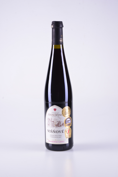 Višňové víno – ANNOVINO