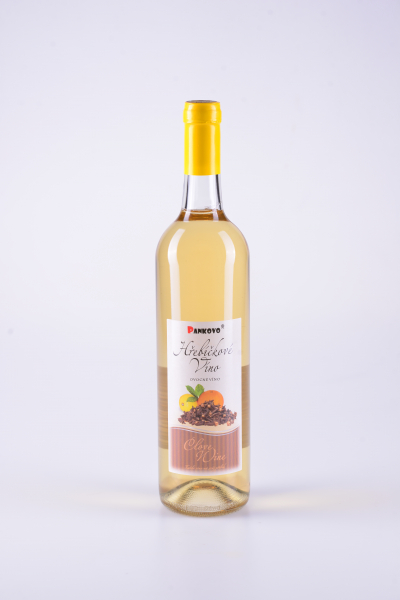 Ovocné víno zcitrusů a květu hřebíčku – Pankovo