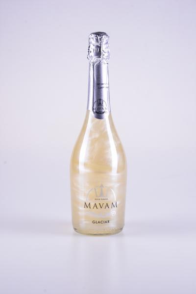 MAVAM Glaciar – spříchutí hroznového vína