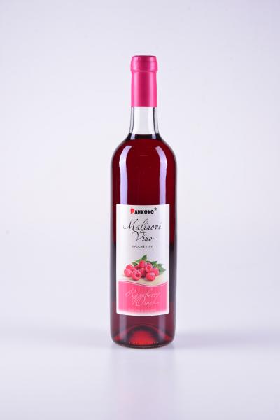 Malinové víno – Pankovo