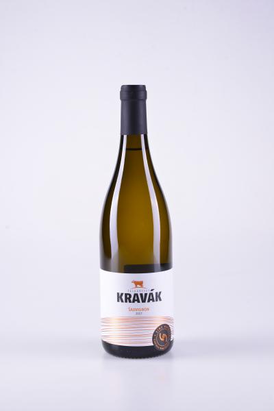 Sauvignon Kravák, pozdní sběr, suché, 2017 – Náprava