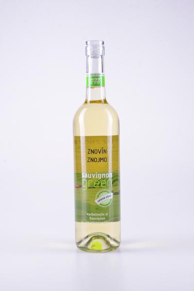 Sauvignon, pozdní sběr, suché, 2015 – Znovín