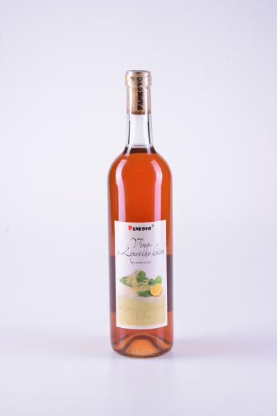 Víno zlipového květu – Pankovo
