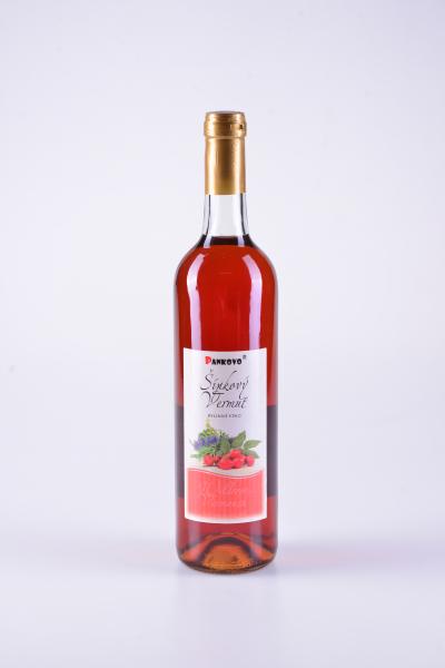 Bylinné víno zplodů šípků a bylin – Pankovo