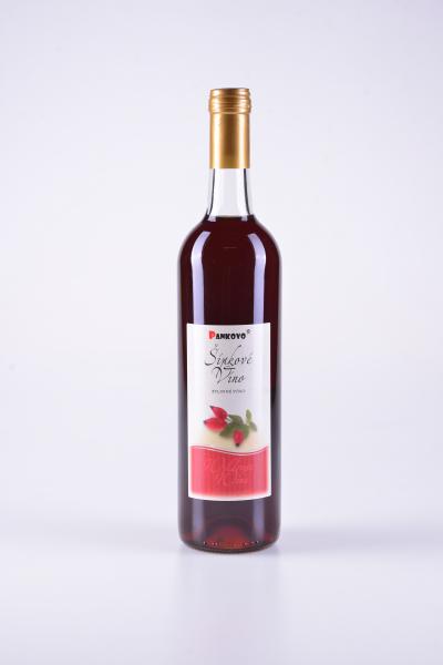 Šípkové víno – Pankovo