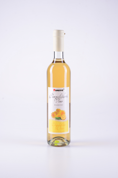 Bylinné víno zkvětů pampelišky – Pankovo
